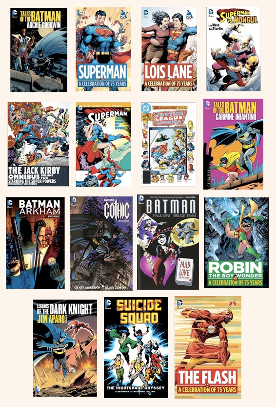DCcovers